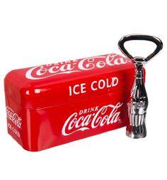 Classic Coca Cola Bottle Opener In A Tin TruffleShuffle http://www.amazon.ca/dp/B00I00NQTY/ref=cm_sw_r_pi_dp_7zo2wb1Q0EC1W