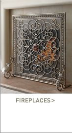 Acanthus Fireplace Screen | Fireplace screens, Neiman marcus and ...