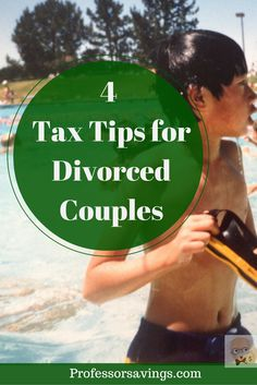 A few different tax rules exist aimed specifically at people who have divorced since their last income tax filing. Get tax tips for the …#money #tax CLICK HERE>> http://professorsavings.com/tax-tips-for-divorced-couples-turbotax-tax-tip-video/?utm_content=buffer4f045&utm_medium=social&utm_source=pinterest.com&utm_campaign=buffer