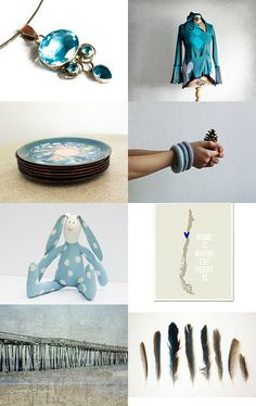 Blue your mind by maya ben cohen on Etsy--Pinned with TreasuryPin.com