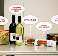 What your Trader Joe's purchase says about you
