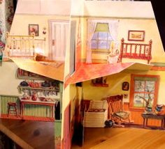 Anne of Green Gables: Pop-Up Dolls House - L.M. Montgomery