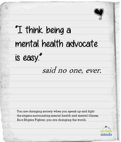 Be a #StigmaFighter.