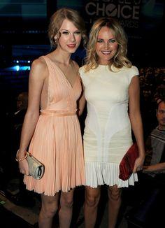 Taylor Swift's dress :)