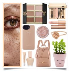 """""""Faked"""" by racanoki ❤ liked on Polyvore featuring New Look, tarte, Charlotte Russe, Paul & Joe, Christian Dior and RaCaNoKi"""