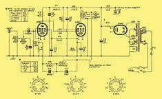 Mullard 3-3. Três Watt Amplifier