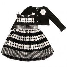 Infant Tank Dot Fashion Dress