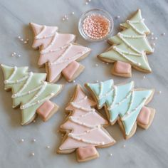 Cinnamon-Sugar Cut-Out Cookies - CountryLiving.com