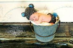 Baby boy newborn photography by Vanity's Edge / Alana Beall