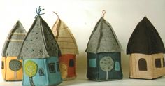 These charming little houses by Sarah Nicol are new in at Radiance this week. They make excellent doorstops, bookends or just beautiful ...