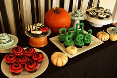 Tim Burton inspired Halloween party!