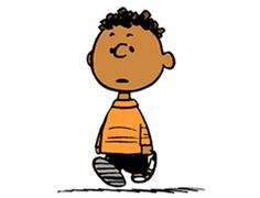 Image result for franklin charlie brown Charlie Brown Characters, Peanuts Characters, Fictional Characters, Peanuts Gang, Snoopy, Google Search, Image, Humor, Fantasy Characters