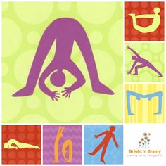 10 Yoga Poses for Kids