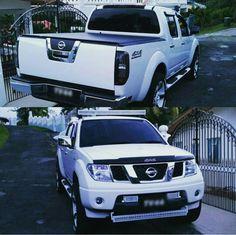 Nissan Navara 4×4