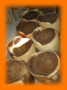Acacia Stools