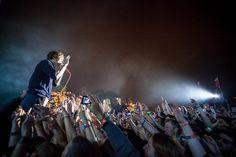 Phoenix en el BBK Live
