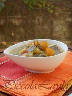 tacconelli maltagliati di grano saraceno con minestrone di zucca (8)b