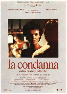 Condanna [La] (Marco Bellocchio) - 1991 I, F, CH - Vittorio Mezzogiorno