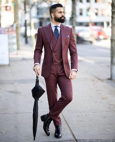 """474 Likes, 8 Comments - Mens Fashion & Suits (@suitsharks) on Instagram: """" @wearmodello"""""""