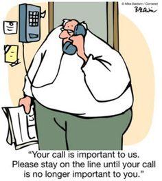 ahhhh customer service lol