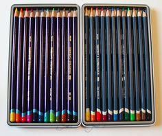 Derwent Pencils by GourmetPens, via Flickr