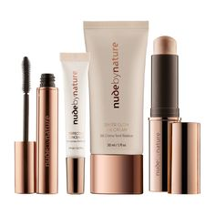Coffret First Light Collection Beauté Radiance, Nude By Nature,54,50€