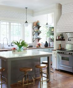 From traditional to modern, take a look inside of some of our favorite Southern homes