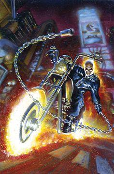 Ghost Rider/ Vengador Fantasma