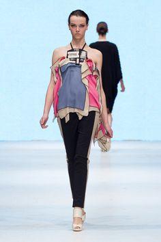 Martin Lim, LG Toronto Fashion Week