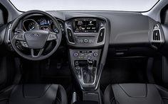 2016 Ford Focus - Interior