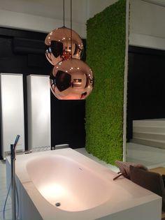 Showroom Falper, CERSAIE 2012, Bologna, Italy www.themossdesign.com…