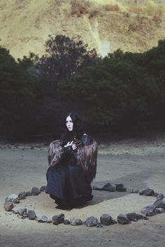 Chelsea Wolfe for Interview magazine