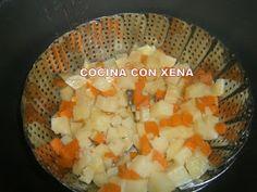 COCINA CON XENA: Patatas para ensaladilla en Gm d