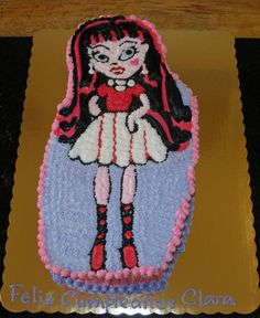 Monster High Cakes, Ronald Mcdonald, Fictional Characters, Art, Art Background, Kunst, Performing Arts, Fantasy Characters, Art Education Resources