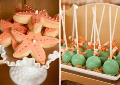 peach and mint cake pop pictures | Mermaid Guest Dessert Feature « SWEET DESIGNS – AMY ATLAS EVENTS