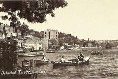 İstanbul - Bebek kıyıları, 1930'lar