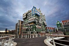 12 dos hotéis mais peculiares do mundo
