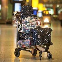 Cath Kidston Luggage