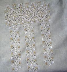 Фрагмент рукава сорочки