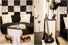 Rock and roll wedding || Really Awesome Weddings » Crosswinds Resort Suites, Chapel on the Hill, Tagaytay Wedding / Ren and Glee