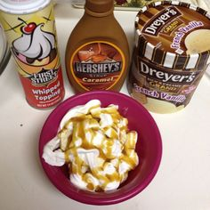 Who want?  #dryers #vanillaicecream #whippedcream #caramel #nofilter #hellagood Click the link to find informations related to energy efficient dryers  http://www.energyefficientrebate.com