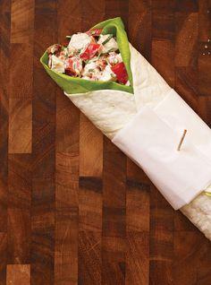 Garniture au poulet BLT (pour sandwich) Recettes   Ricardo
