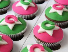 #cupcake 10 anos da clara!