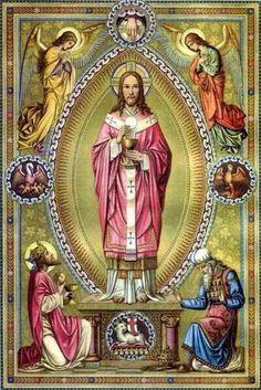 Jesus. Christian. Catholic