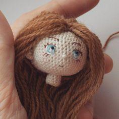 Made By Mint Bunny — Уже совсем скоро будет готово тело для этой милой...