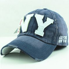 NY airforce Baseball Cap Cheap Caps 588008233269