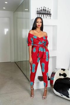 Rock the Latest Ankara Jumpsuit Styles these ankara jumpsuit styles and designs are the classiest in the fashion world today. try these Latest Ankara Jumpsuit Styles 2018 African Fashion Ankara, Latest African Fashion Dresses, African Inspired Fashion, African Dresses For Women, African Print Dresses, African Print Fashion, Africa Fashion, African Attire, African Wear