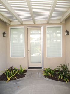 Check Out This White Framed Single StowAway Retractable Screen With Black  Fiberglass Mesh That We