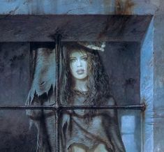 by Luis Royo