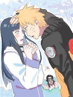Hyuga Hinata || Hyuga Neji || Uzumaki Naruto || Naruto x Hinata || Naruto Shippuden